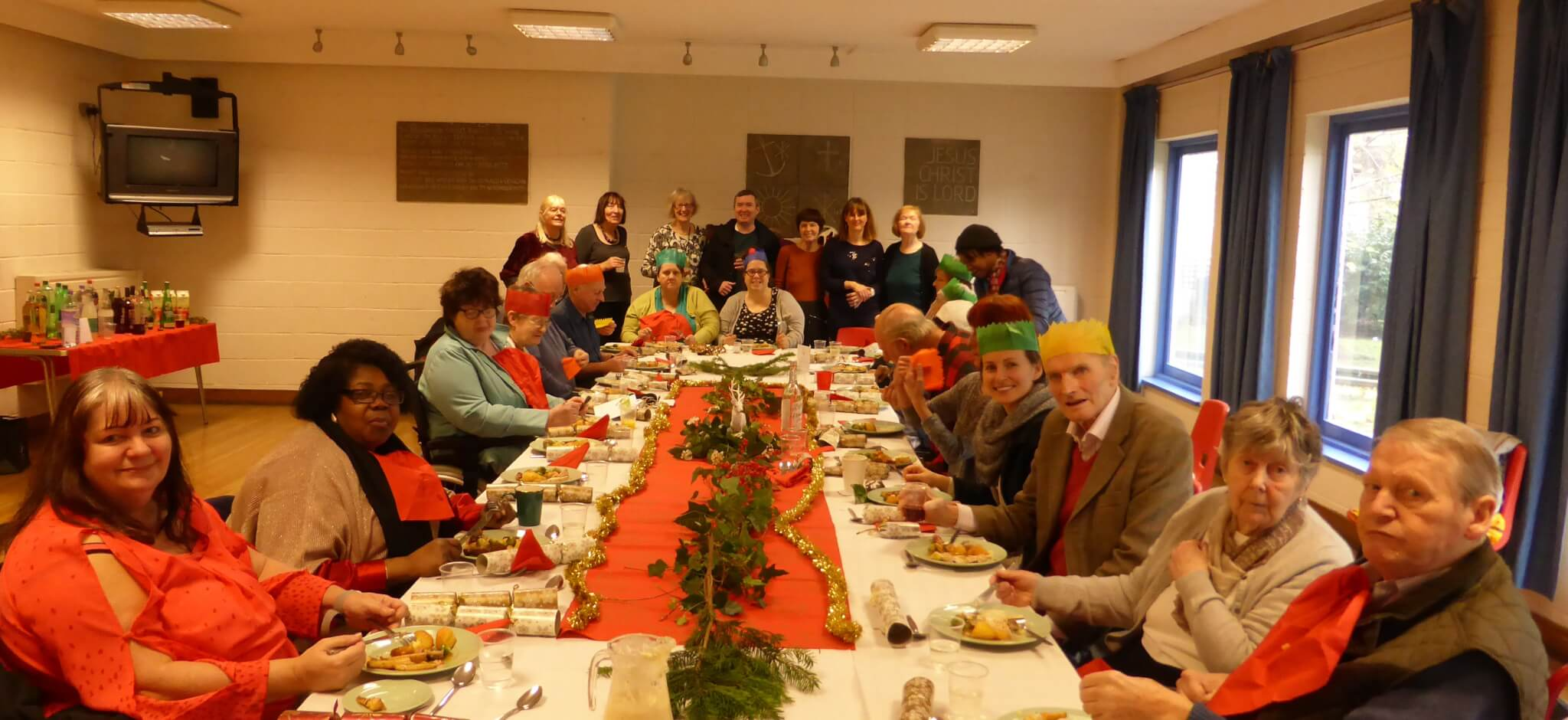 P1050695c Christmas lunch 2015