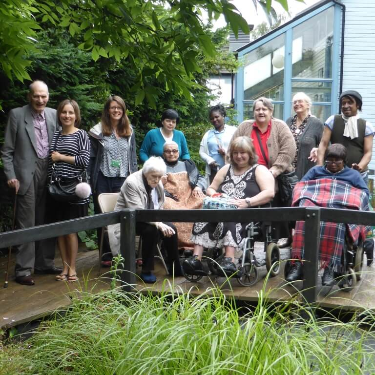 Looking for pond life at the Ecology Centre June 2016